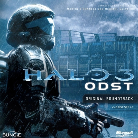 Halo 3: ODST soundtrack
