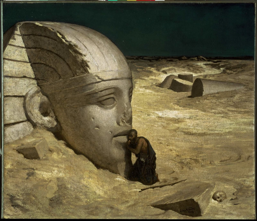 Questioner of the Sphinx