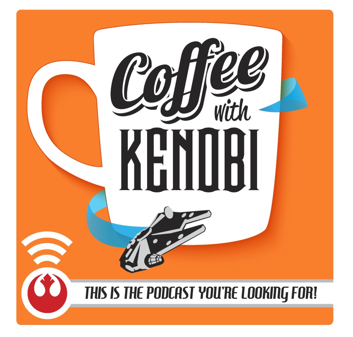Coffee with Kenobi logo