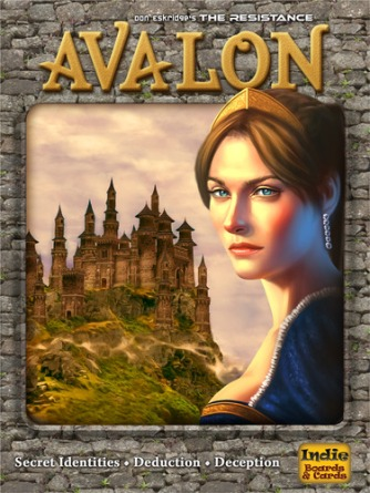Avalon game cover