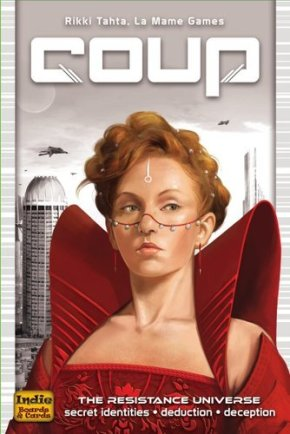 Coup cover