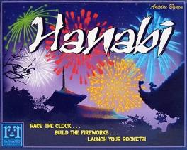 Hanabi cover