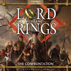 Lord of the Rings_The Confrontation cover