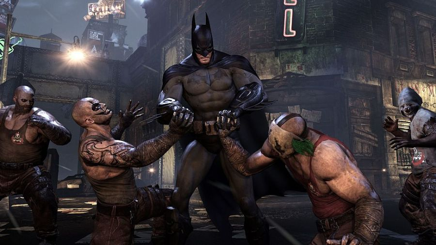 arkham-city-fighting