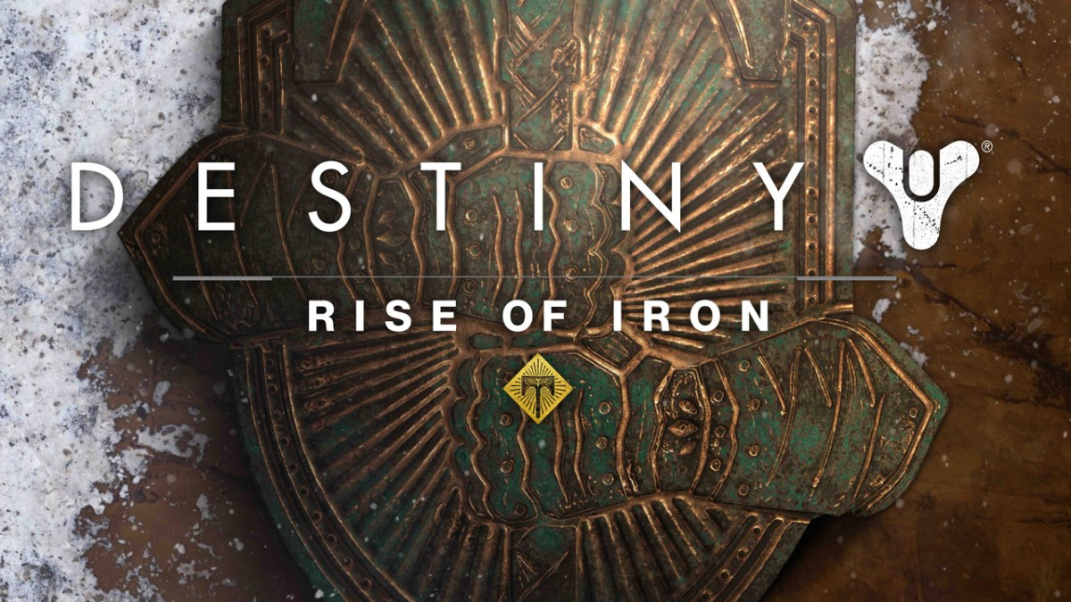 Destiny Rise of Iron logo
