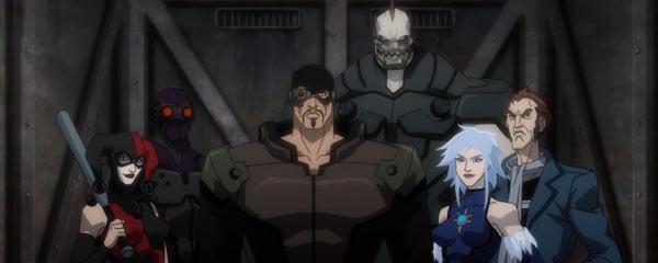 Assault on Arkham crew