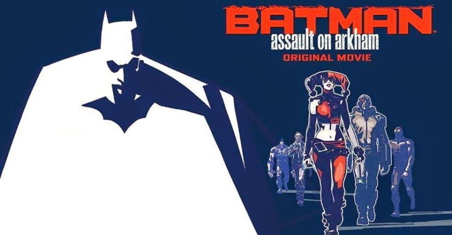 Batman Assault on Arkham banner