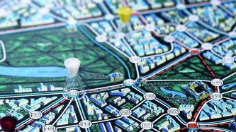 scotland yard board game