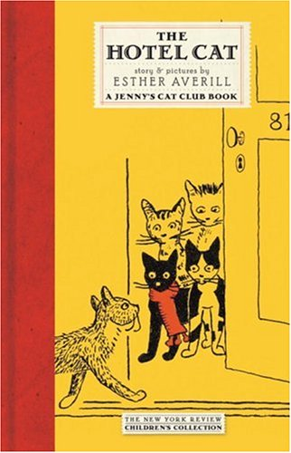 the hotel cat book cover