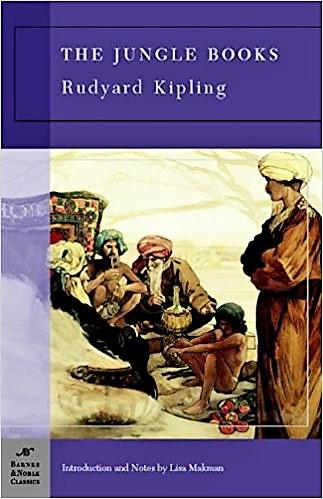 Jungle Books cover