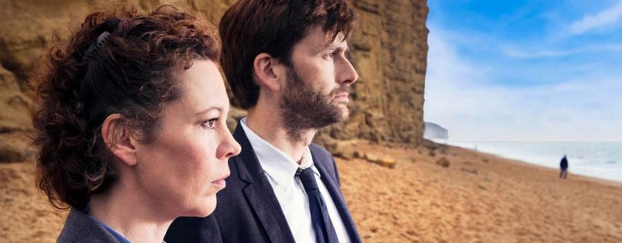 BBC Broadchurch media