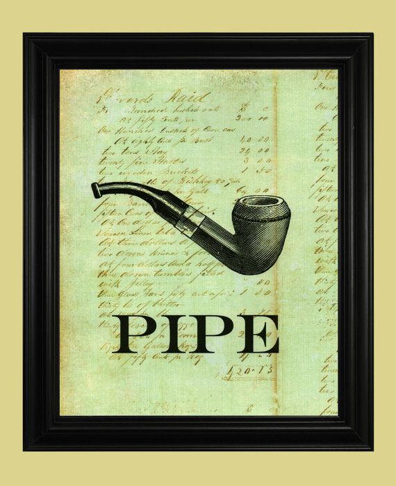 Pipe framed