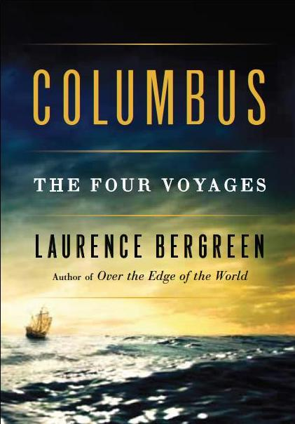 Columbus book cover