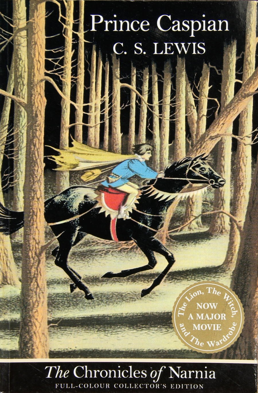 Prince Caspian cover