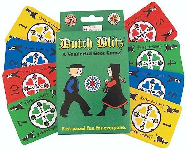 Dutch Blitz cards