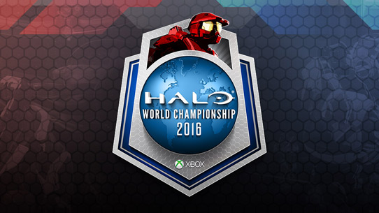 Halo World Championships logo