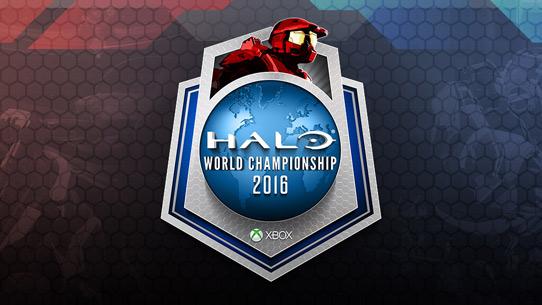 Halo World Championships logo