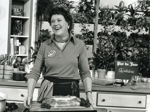 Julia Child French Chef