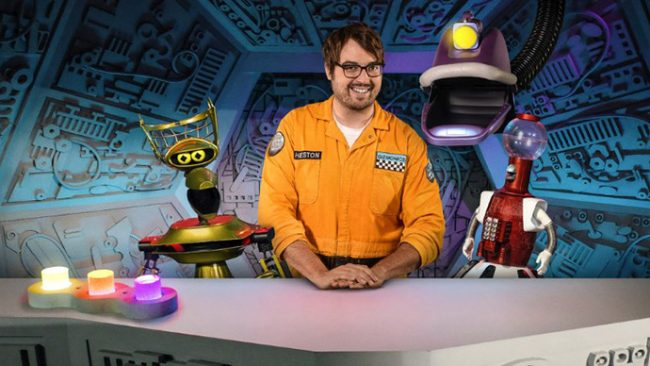 mystery science theater 3000 reboot