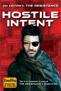 Hostile Intent box cover