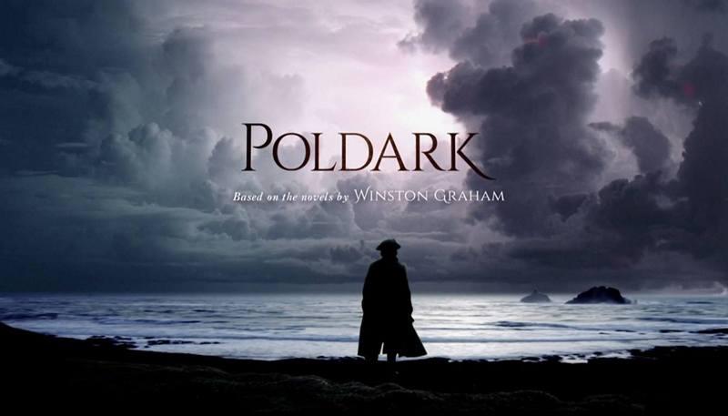 Poldark opening title