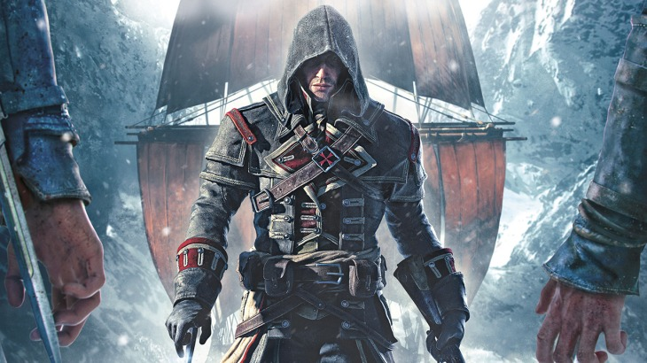 assassin's creed rogue poster