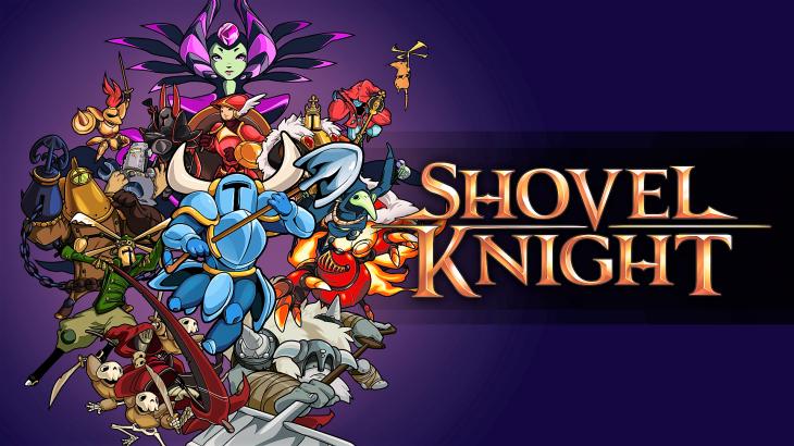 Shovel Knight title