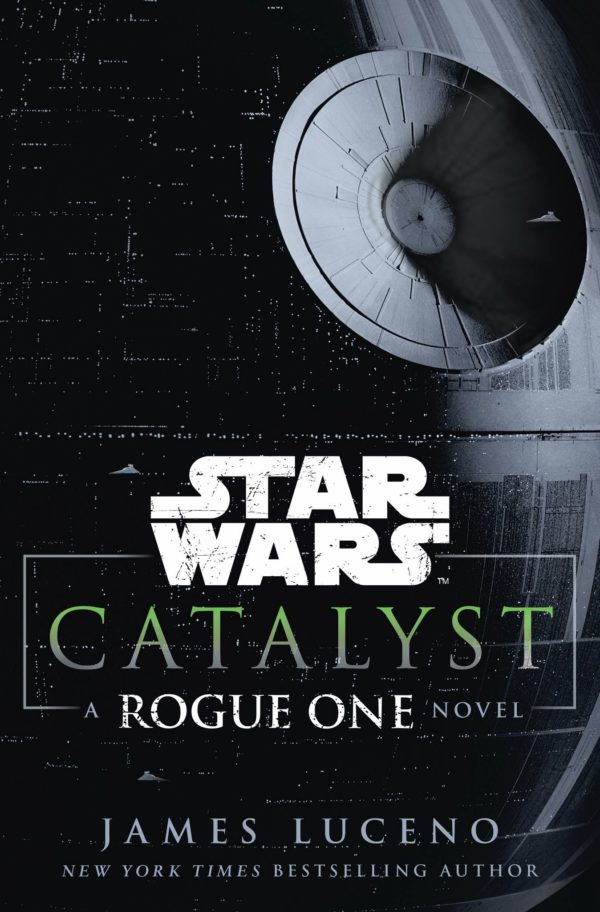 Star Wars Catalyst book cover