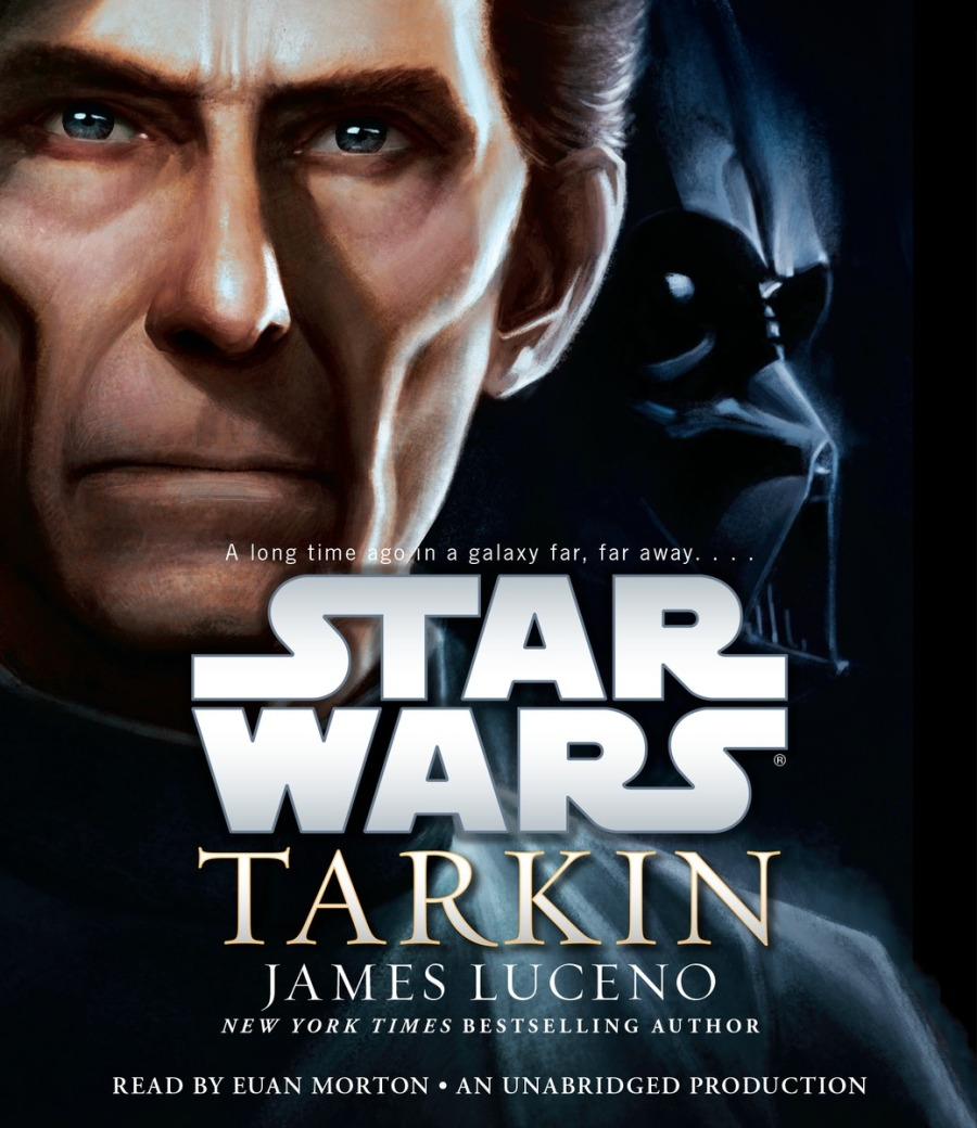 Star Wars Tarkin book cover