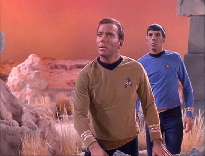 Star Trek the man trap still