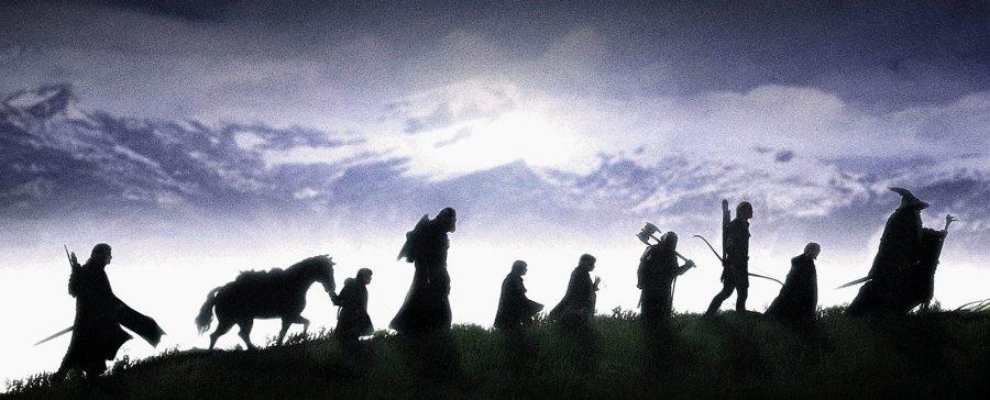 nine walkers