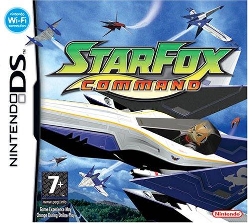 Star Fox Command box cover