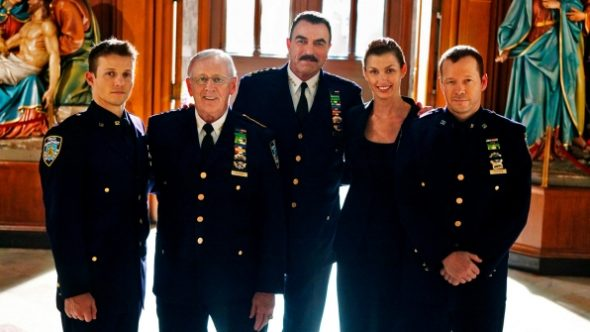 blue bloods season one family