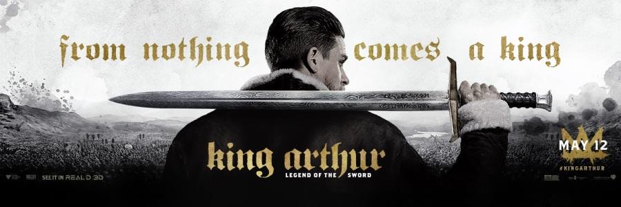 king arthur: legend of the sword banner