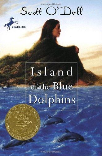island of the blue dolphins book cover