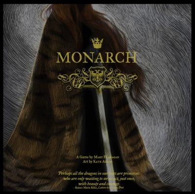 monarch game box