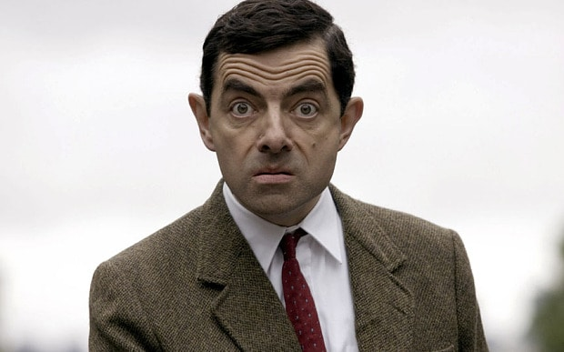 mr. bean shot
