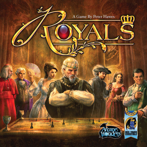 Royals game box top