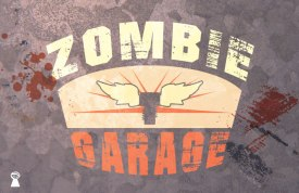 ultimate escape zombie garage