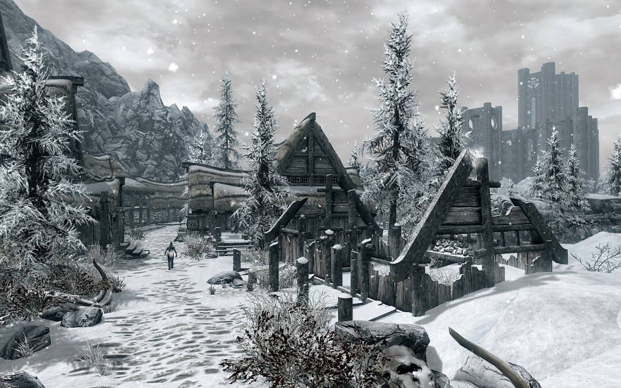 City of Winterhold