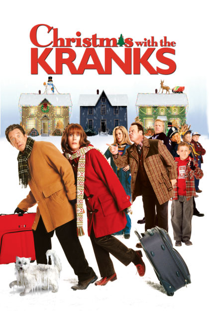 Christmas with the Kranks movie poster
