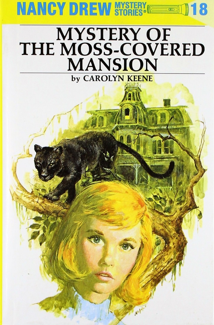 nancy drew moss covered mansion