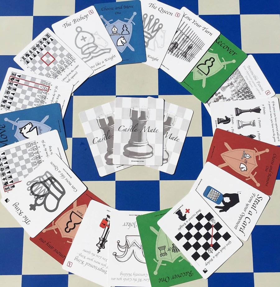 Castle-Mate cards