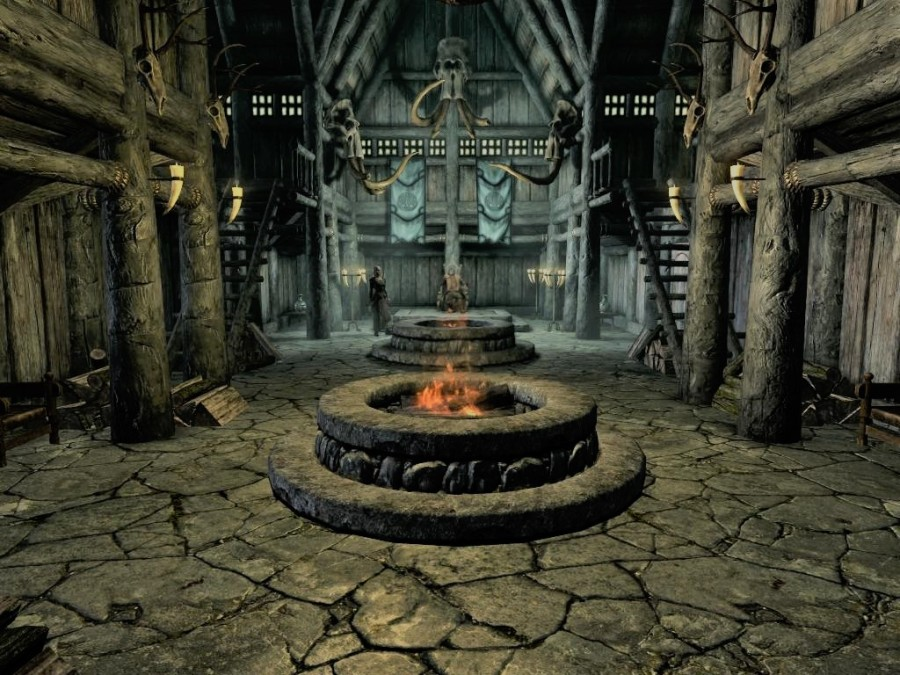 Jarl's house Winterhold