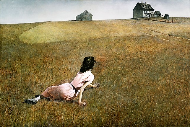 Andrew Wyeth Christina's World