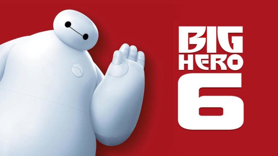 Big Hero 6 Title