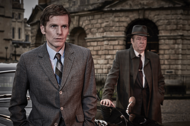 Endeavour series 4 screenshot