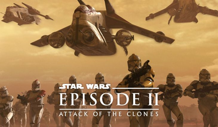 Episode II banner