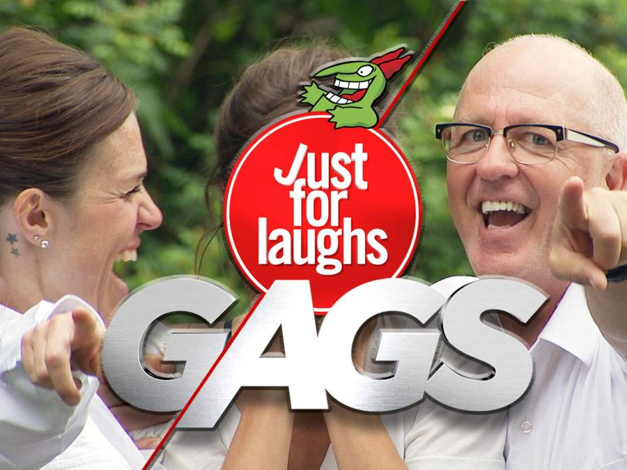 Just for Laughs Gags banner