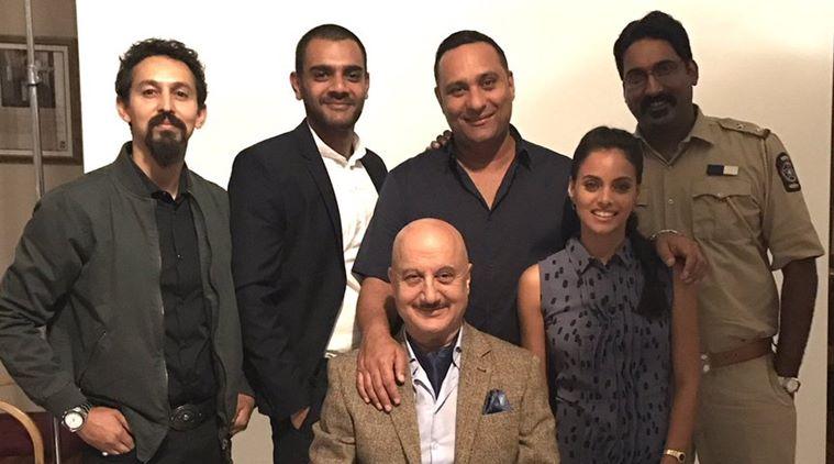 Indian Detective cast shot